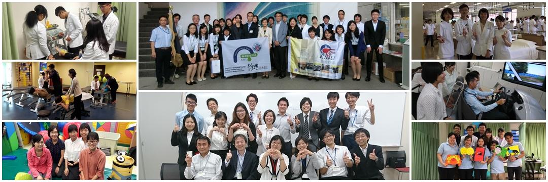 本學系學生至日本、馬來西亞、澳門等地進行暑期海外見習國際交流